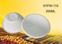 Wholesale biodegradable disposable soup bowls
