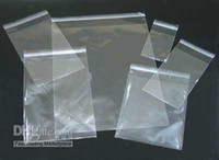Wholesale Brand new CM PP Polypropylene Plastic Transparent Self Sealing Bags Bag Keep Out of Dust