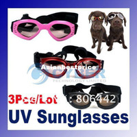 Wholesale Fashion Doggles Dog Sunglasses Pet Protective Eyewear UV SunGlasses
