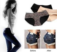 Wholesale 10 Sexy Women Padded Bum Butt Hip Shaper Enhancer Knickers Briefs Underwear