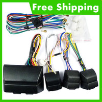 Wholesale universal power window switches with Holder and wire Harness
