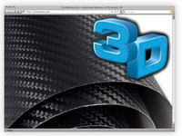 Wholesale 3D carbon fiber vinyl black car sticker carbon wrap air free m thickness mm cfv30m