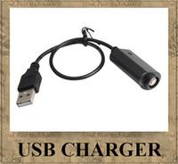 chargeur USB pour l'ego, l'ego-t, la batterie de l'ego-w, e-cigarette, entrée de la cigarette électronique DC 5V USB2.0 DHL