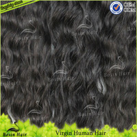 GradeAAAAA Virgin Indian Human Hair Extension Natural Wave