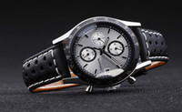 Fashion limited edition - Mens Limited Edition Tag Automatic Watches Caliber Men Sport Date Dive Watch Grey Dial TA62