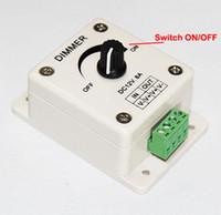Wholesale 12V V LED light dimmer Controller for dimmable LED spotlight led bulb