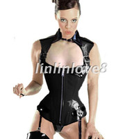 Wholesale Pvc corset royal waist body shaping vest sexy vest formal dress shaper