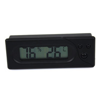 Wholesale item Hygrometer widescreen LCD Back Y1071A