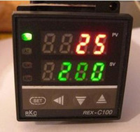 Wholesale New REX C100 Digital F C PID Temperature Thermocouple Control Controller