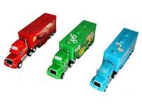 cars 2 diecast - Pixar Cars Mack Truck Hauler Toys car Diecast Metal Car Toy Loose In Stock