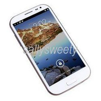Star 5.0 Android S4 H9500+ Android 4.2 phone MTK6589 Quad Core 5 Inch IPS Retina Screen 1GB RAM 4G Dual Sim 3G WCDMA