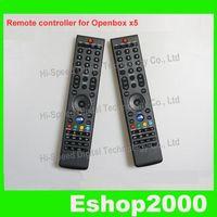 Wholesale Original Remote Controller for openbox X5 satellite receiver open box x5 via post f