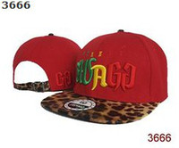 Wholesale New Adjustable Leopard Swagg Cap Snapback Snapbacks Hats Caps Snap back Hat Many Colours Top Quality