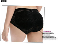 padded panties - Buttock Pad Body Shaping Shorts Soft Sponge To Raise The Buttocks Women Panties Padded Panty Healthy