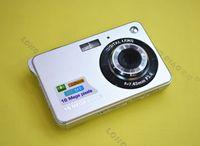 Wholesale Mini Digital Camera K09 Anti shake Camera Mega Pixel quot TFT X Zoom Sliver HK Post
