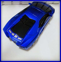 Wholesale subwoofer Lamborghini lp700 speaker mini car speaker audio insert card speaker display screen