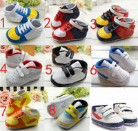 Wholesale baby boys shoes toddler non skid First Walker Shoes soft bottom baby shoes size cm