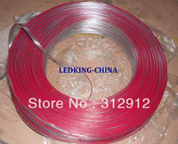 Wholesale 100m pin RGB transparent cable for led pixel module with good cold resistance ability