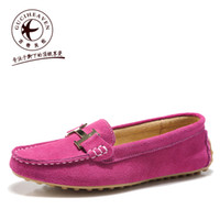 Women other other Goodge family 722 cowhide casual shoes women's shoes gommini low-heeled shoes loafers