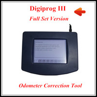 Wholesale 2013 new and hot digiprog III Digiprog3 Digiprog odometer programmer correction tool obdo5