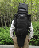 external frame packs unisex plain new molle combination shiralee multifunctional mountaineering bag travel backpack bag black