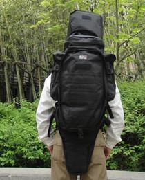 New Molle combination shiralee multifunctional mountaineering bag travel backpack bag Black