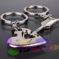 Promotion arrow advertising - free ship pair Alloy Cupid Arrow keychain creative couple lovers key ring advertising gift keychain