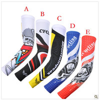 Wholesale 2013 new cycling sleeve riding sunscreen arm sleeve cuff and breathable perspiration quickly dry