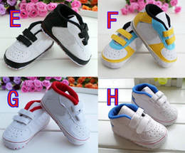 Wholesale baby boys shoes toddler non skid First Walker Shoes soft bottom baby shoes