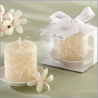Wholesale Factory directly sale wedding favor sweet scented osmanthus candle