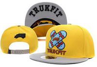 Red Embroidered 1 Trukfit Snapback Hats Snapback Caps.Snapbacks Hats,Free Shiping