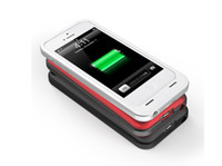 Wholesale 2013 Original air mAh External Battery Case for iPhone G With Retail box