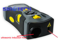 Wholesale Level marker Multifunction Gauge in digital Distance Meter Stud Metal Wire Detector Laser Marker Tool m SK A