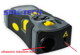 Wholesale Level marker Multifunction Gauge in digital Distance Meter Stud Metal Wire Detector Laser Marker Tool m SK A