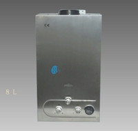 Wholesale FACTORY NEA ARRIVAL Top quality L GAS TANKLESS INSTANT HOT WATER HEATER LPG STAINLESS