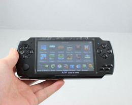 Wholesale 4 Inch MP5 Game Player GB NEWestVideo Game FM Radio M Camera MP3 MP4 Games TV Out GB MP5