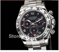 Wholesale 2013new Men s Luxury watches For mens silver Stainless Steel automatic wrist watch