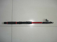 Wholesale glass fiber m length telescopic fishing rod tele rod fishing tackle sea fishing item