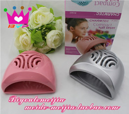 Wholesale Mini Portable Cute Hand Finger Toe Nail Art Gel Tip Polish Dryer Blower Fan