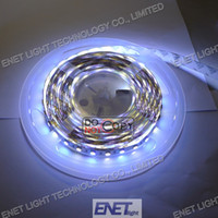 Decoration led light tape - Waterproof IP65 RGBW LED Flexible strip lighting RGBWW LED tape lamps m LEDs RGB White kit