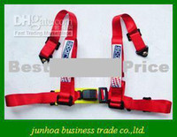 Wholesale Popular SPARCO Car Seat Belts Four point Harness Racing Satefy Seat Belt