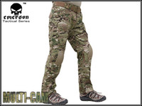 Wholesale Brand Emerson Model Number Gen Combat Pants Outdoor Pants Color Multicam Size