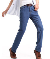 Wholesale 2013 New Summer men s jeans men s trousers Washed straight spot Buy Cheap men s jeans