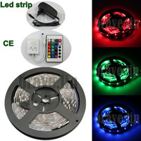 Wholesale LED Flexible Light Strip Indoor SMD LED Flat rope light LED With Power adapter Supply