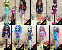 Wholesale Original Monster High clothing doll dress