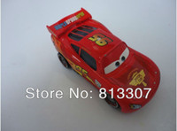 Wholesale 100 original RED MCQUEEN Pixar Cars diecast figure TOY New