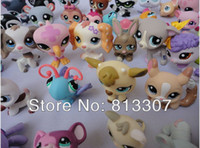 Wholesale quot Littlest Pet Shop LPS Animals Figures Toy different pieces figure doll