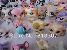 Wholesale quot Littlest Pet Shop LPS Animals Figures Toy different pieces figure doll
