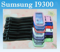 Hot sale Sumsung I9300 leather Case Excellent Sport Armband ...