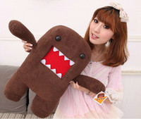 Wholesale Domo Plush soft children plush stuffed toys doll very good cm quality and safty for baby use quot